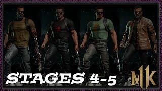THE TERMINATOR Character Tower PART 2!! MK11 Gear Skins Showcase!! Mortal Kombat 11