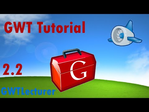 GWT Tutorial 2.2 - Remote Procedure Calls (RPC) with Complex Datatypes - Part 2