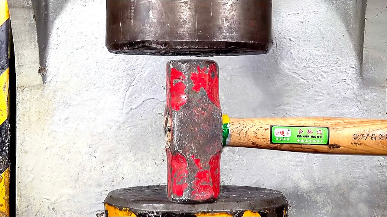 Download More Than100 Best Hydraulic Press Moments , Oddly Satisfying!