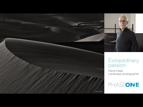Extraordinary passion: Pierre-Alain Folliet | Phase One