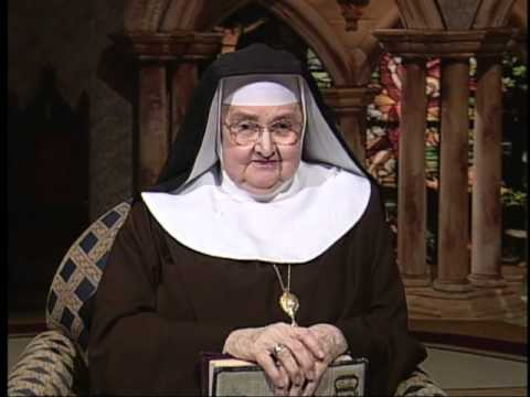 Mother Angelica Live Classics - 09-27-2011 - Angels - Mother Angelica