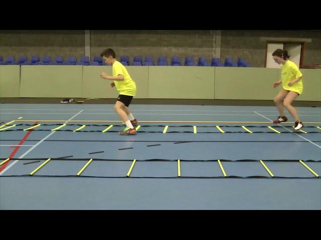 4.1.1 Ladderoefening agility