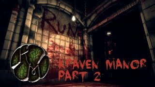 NO SCREAMING IN THE LIBRARY | Kraven Manor Part 2