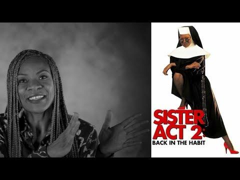 Jully Black Shares The Joyful, Joyful Influence Of Sister Act 2