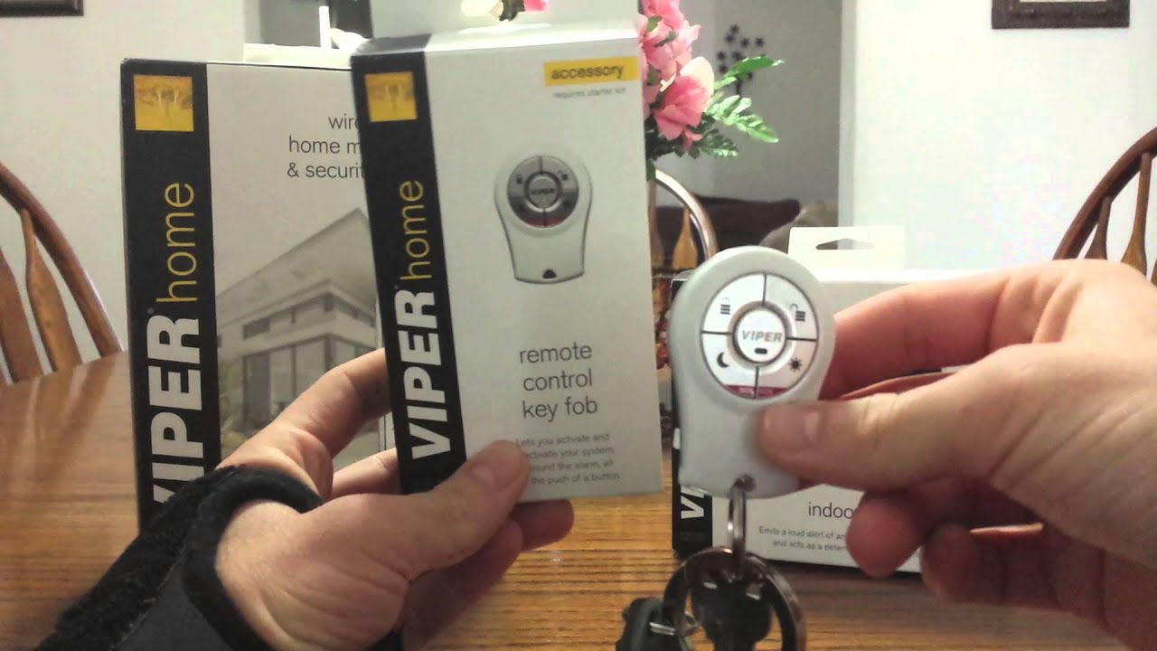 Merveilleux Viper Home Security System   YouTube