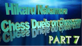 ♚GM Hikaru Nakamura ★ Bullet Chess DUELS On Chess.com April 6-April 7, 2016 Part 7