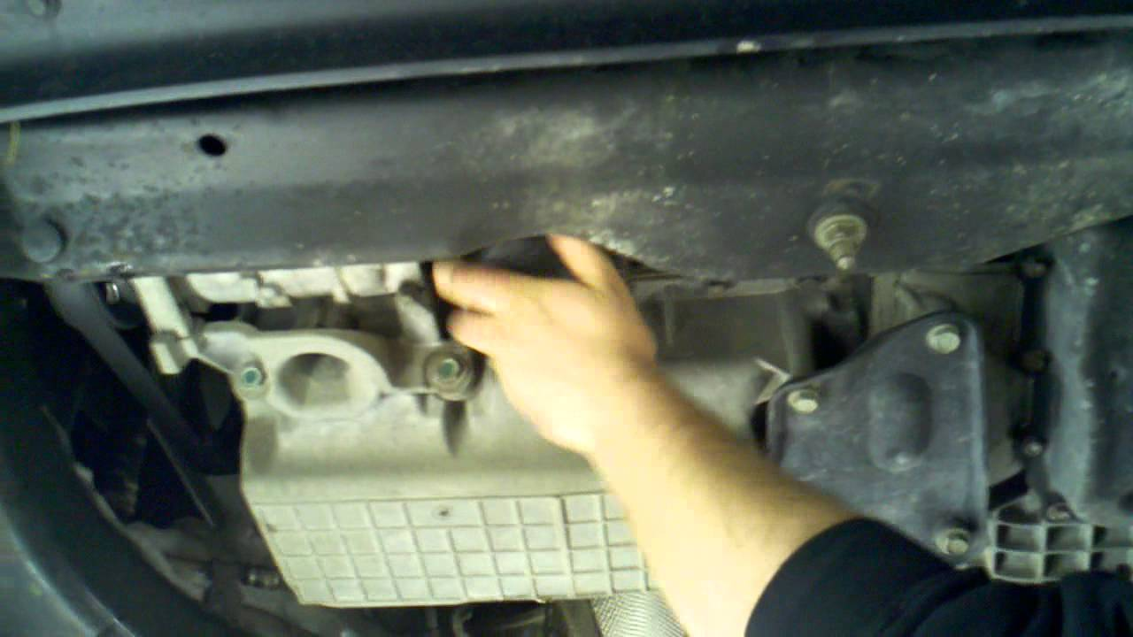 2005 chrysler pacifica oil pan