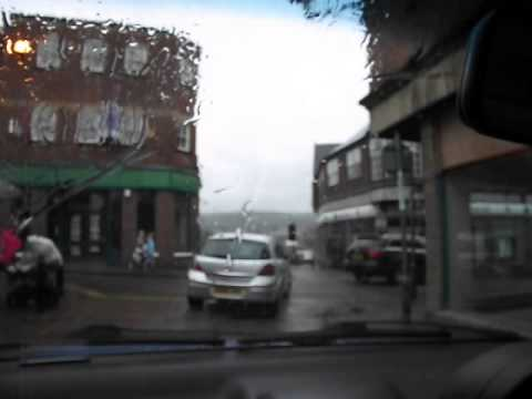 Macclesfield Town Centre and Shops, Cheshire