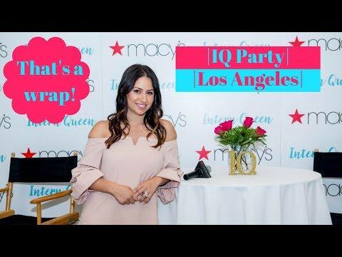 It's a Wrap! Intern Queen Party LA 2017!