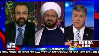 Robert Spencer on Hannity on the hijab and human rights