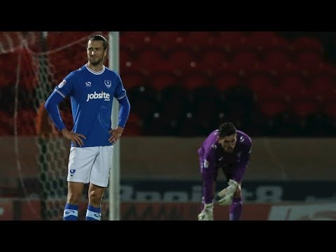 Highlights: Doncaster Rovers 2-1 Portsmouth