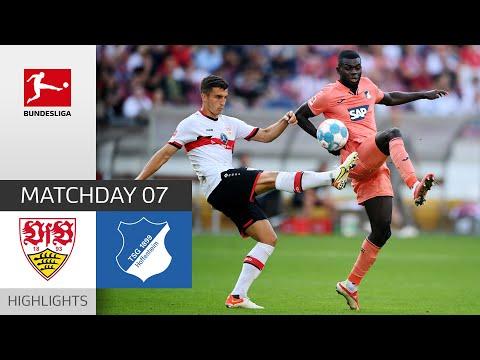 VfB Stuttgart Hoffenheim Goals And Highlights