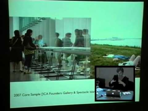 Communicating Architecture: Lars Müller in discussion with Teri Rueb + Michael Meredith