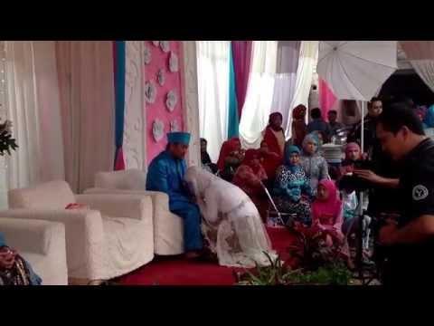 SALMA KURNIA (siraman- upacara adat- musik )salma entertainment 081322528224 hp
