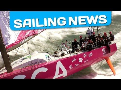 Volvo Ocean Race 2014-15: Boat talk with Team SCA