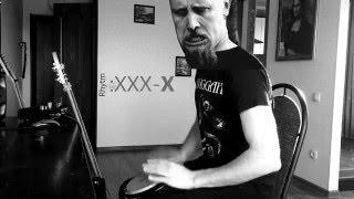 Meshuggah - Bleed (Bongo Cover)