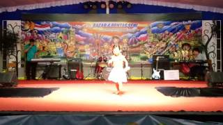 Lomba lagu anak - Aku anak indonesia by Tasya ( cover by KIRA )