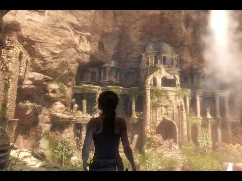 REACCIONES y ANALISIS - ESTRENANDO: Rise of Tomb Raider · Semi-NDA SPOILERS ALERT · Live Gameplay #1