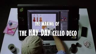 The making of: Hay Day Cello Decoration thumbnail