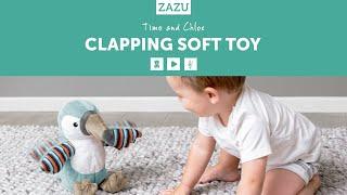 Video: Zazu Chloe-Timo Clapping Soft Toy