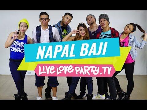 Napal Baji by Psy | Zumba® Fitness | Live Love Party | KPOP