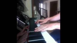 Craig Armstrong - 1st Waltz - piano cover
