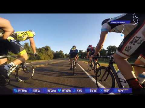 2016 Chappell Hill Cat 3 Road Race