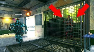 *NEW* SECRET ROOM HIDING SPOT IN THE ELECTRIC FENCE!!! HIDE N