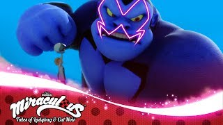 MIRACULOUS | 🐞 Gorizilla - Akumatized 🐞 | Tales of Ladybug and Cat Noir
