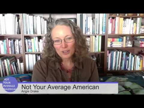 Meet Angie Drake, Author & Photographer at Not Your Average American
