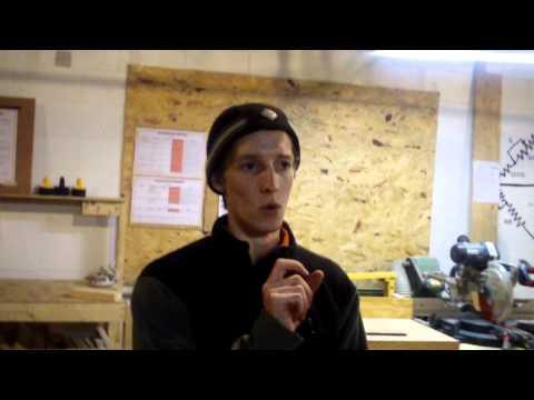 Artisan Asylum DIY Hacker Space Presents How To Build A Kayak