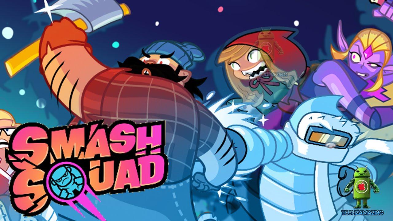 Trucchi Smash Squad