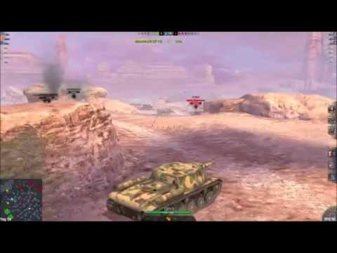World of Tanks Blitz SU 152  ACE! 5 kills 5,000 damage