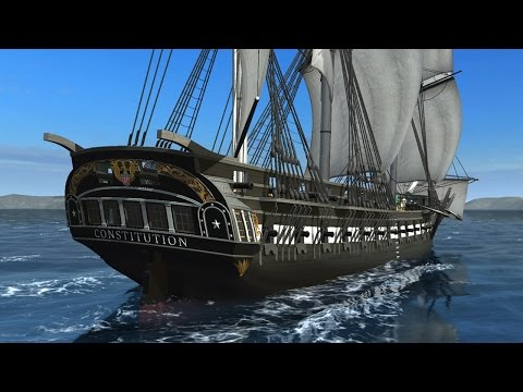 Naval Action - Old Ironsides