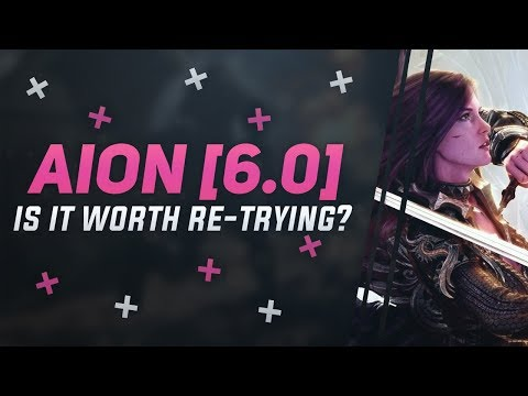Is Aion 6.0 Worth Playing In 2018? Revisiting The Free To Play MMORPG