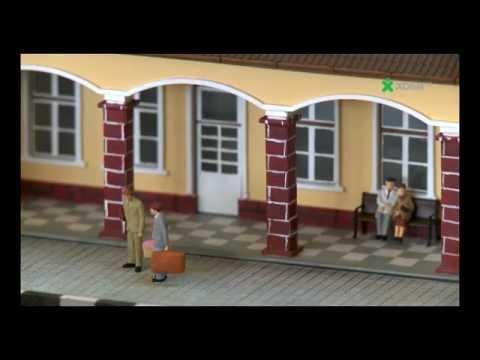 Club Railway modelling - Bulgaria, Film by Hobby TV