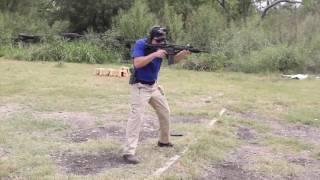 Carbine 2,2,1,1 drill