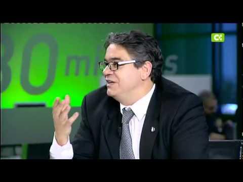 Roberto Sanchez Rosales, entevista en 30 Minutos