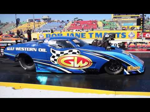 Gulf Western Oil and Team Bray Racing. Calder Park Nationals Jan 2017