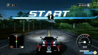 Test Drive Unlimited 2 Walkthrough - A1 License - Clean Overtaking