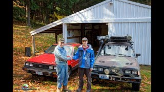 Video The Story of Little Red | A 1984 Subaru GL 4x4 download MP3, 3GP, MP4, WEBM, AVI, FLV Agustus 2018