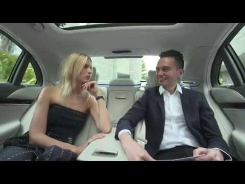 Tatler Quickfire with Karolina Kurkova