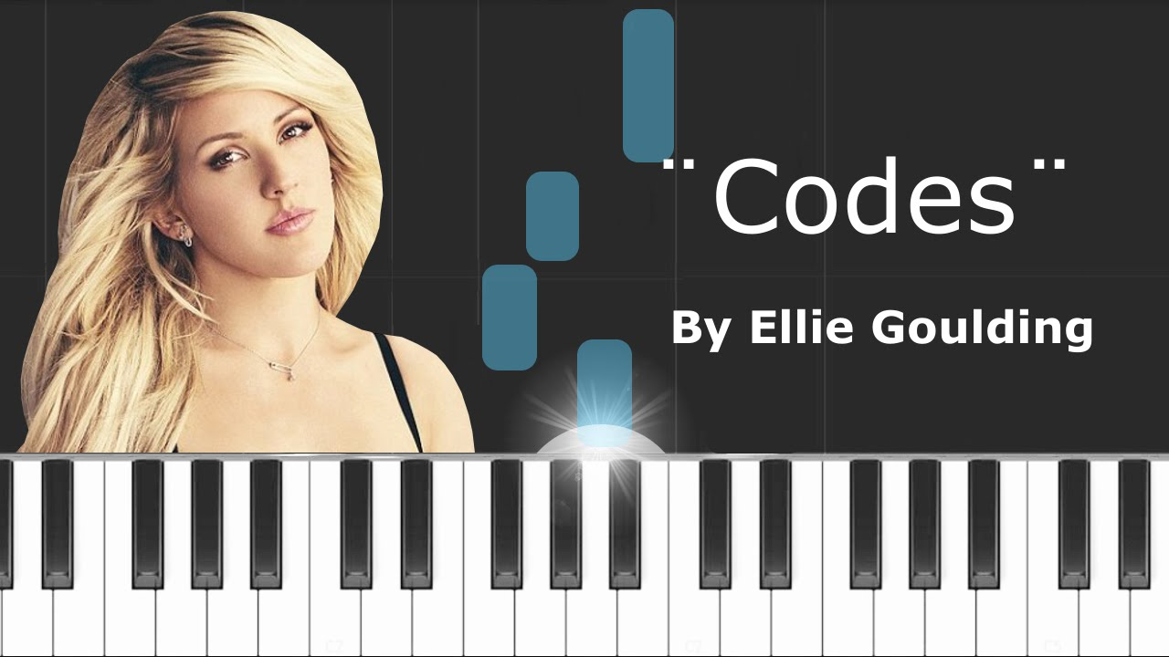 Ellie goulding codes piano tutorial chords how to play ellie goulding codes piano tutorial chords how to play cover hexwebz Image collections