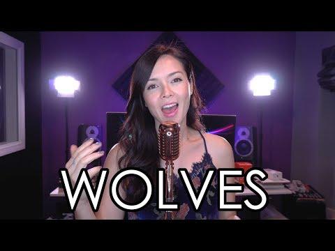 Selena Gomez x Marshmello - Wolves | Jason Chen x Marie Digby