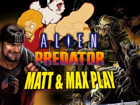 MATT & MAX PLAY: Capcom
