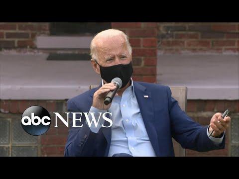Can Joe Biden swing Michigan back to blue?