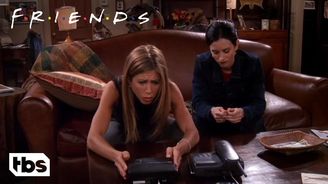 Download Friends: Ross Gets A Message From Emily (Season 5 Clip) | TBS