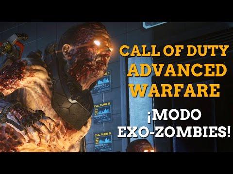 Gameplay: Call of Duty Advanced Warfare EXO Zombies