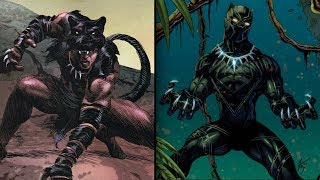 The First Black Panther  - Marvel Comics Explained