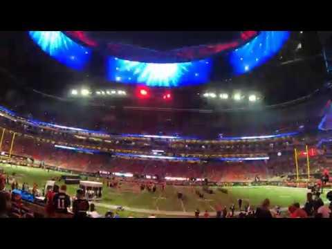 The Greatest Show: Mercedes-Benz Stadium